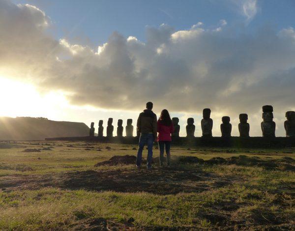 Île de Pâques : Une île vers le monde
