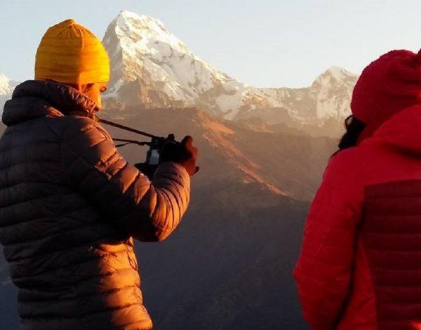 Annapurnas, Poon Hill : Trek sur l'Himalaya 2/2