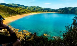 Abel Tasman : Sea, trek and sun
