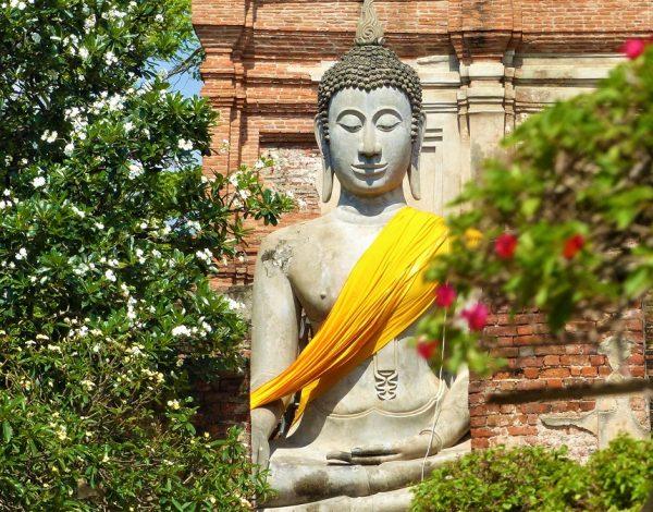 Ayutthaya, il était temple !