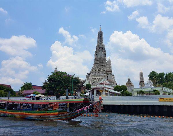 Bangkok comme à la maison