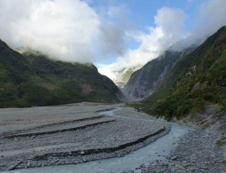 Nouvelle-Zélande, West Coast : Les Glaciers Fox & Franz Josef