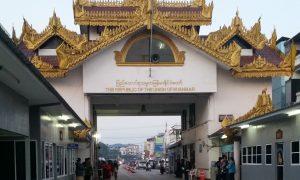 Passer la frontière terrestre Thaïlande/Myanmar