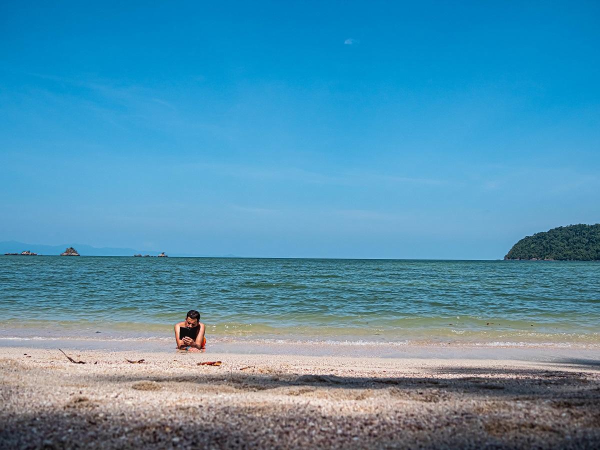 île thaïlandaise