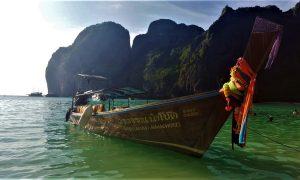 Krabi & Koh Phi Phi : L'agence touriste