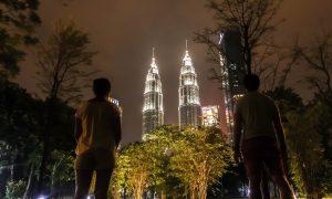 Kuala Lumpur : Le confluent boueux !