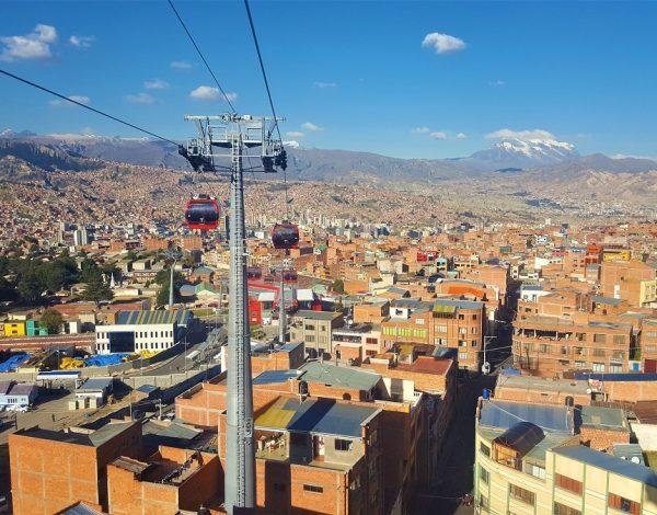 Bolivie : On s'met à La Paz !