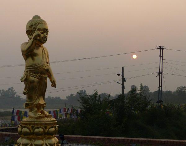 Lumbini Sanskritik – Le berceau de Bouddha