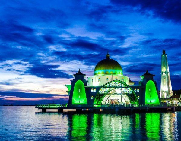 Melting pot à Malacca