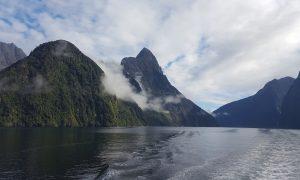 Nouvelle-Zélande, Parc National de Fiordland : Le Milford Sound
