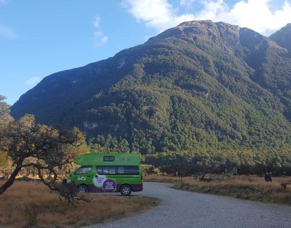 Faire un road trip en Nouvelle-Zélande