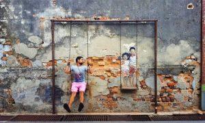 Street art, jungle & gastronomie : Bienvenue à Penang !
