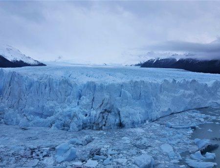 Patagonie, le Perito Moreno : Un glacier … vivant !