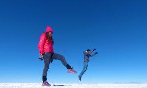 Salar de Uyuni : 50 nuances de blanc