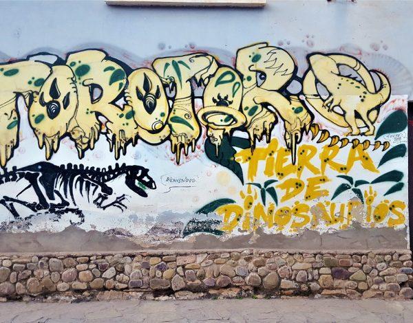 Torotoro : Sur les traces des dinosaures