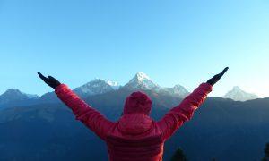 Annapurnas, Poon Hill : Trek sur l'Himalaya 1/2
