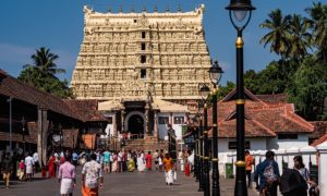 Trivandrum : C'est Thiruvananthapuram mais en plus court