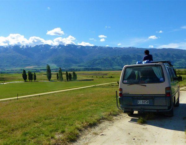 PVT Nouvelle-Zélande : Acheter et aménager son van